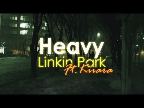Heavy Linkin Park Ft Kiiara Lyric Video Youtube
