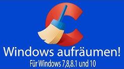 Windows Optimieren mit CCleaner
