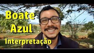 Boate Azul - Interpretação de letras de músca - Sertanejo
