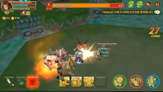 Thief - Line Dragonica Mobile Indonesia