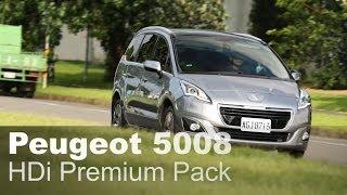幸福獅王 Peugeot 5008 2.0 HDI