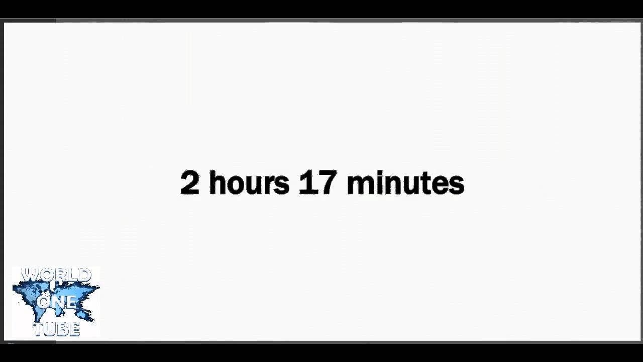 Countdown timer 2.5 hours 150 minutes alarm clock