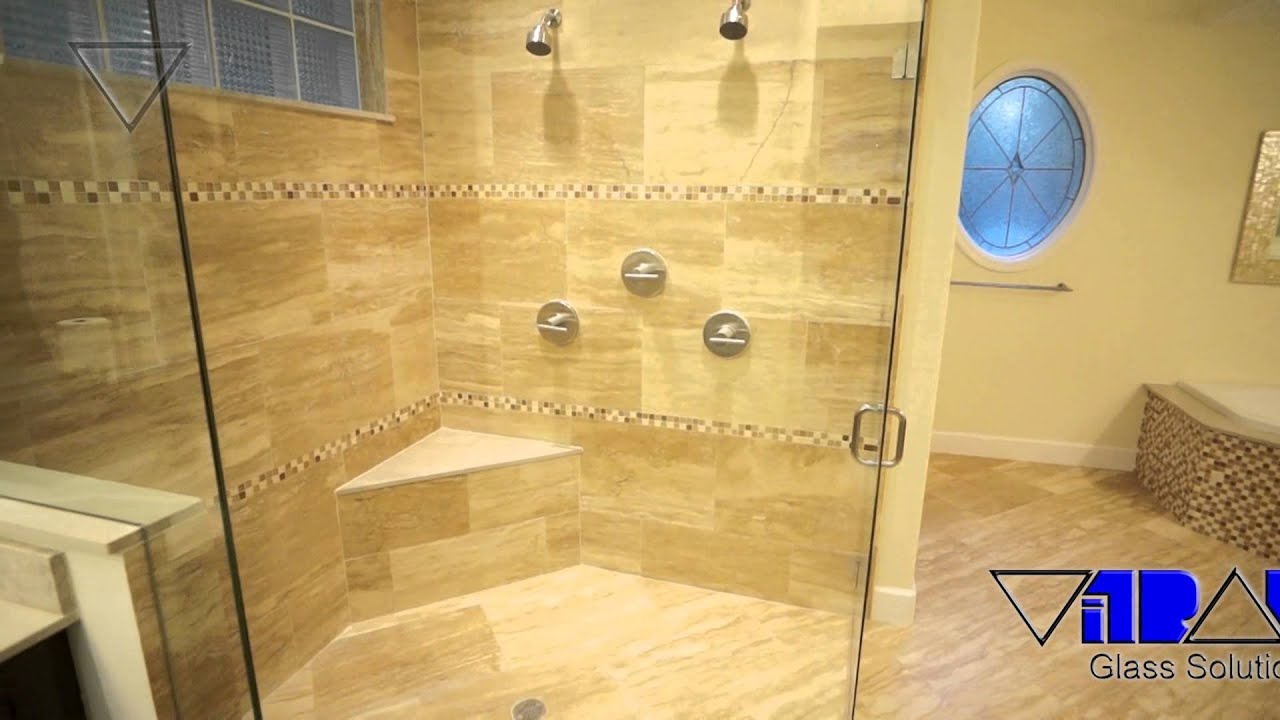 Vitralum Glass Solutions frameless shower doors Neo glass enclosures ...