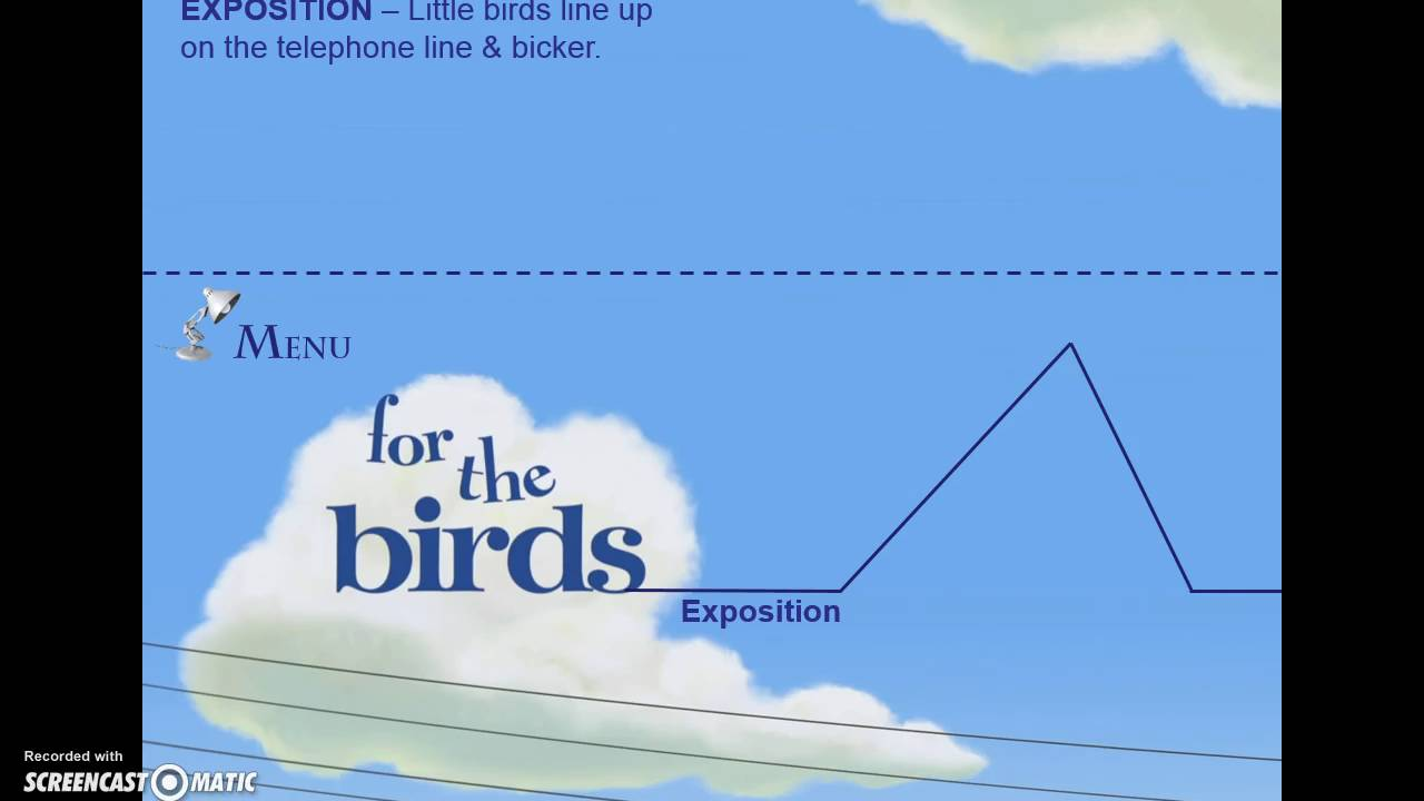For the birds plot diagram youtube for the birds plot diagram ccuart Image collections