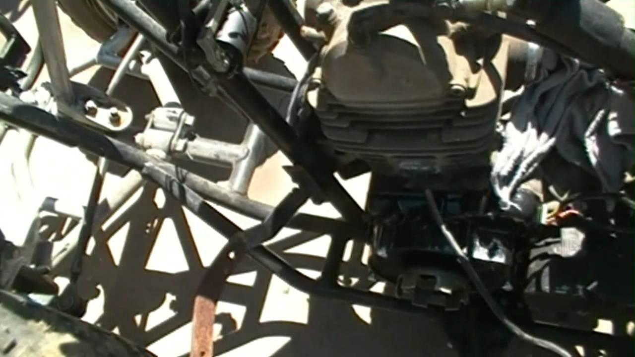 KLF 185 ATV WIRING, THE SHORT VERSION  YouTube