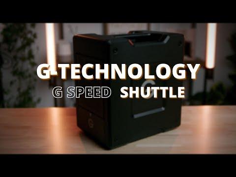 G Technology G-SPEED Shuttle Review