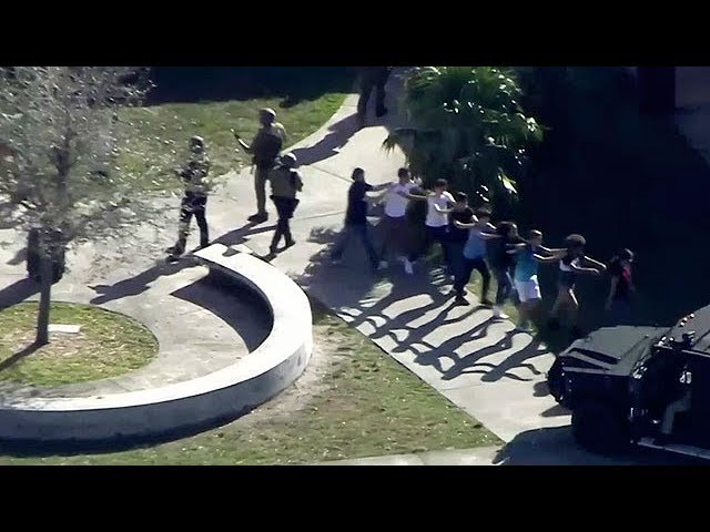 Florida high school shooting leaves numerous people dead #1