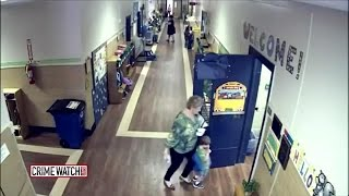 Caught on Camera: Teacher Knocks Over Special-Needs Student, 4 - Crime Watch Daily