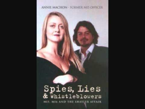 Exclusive: Interview with Former Mi5 Annie Machon