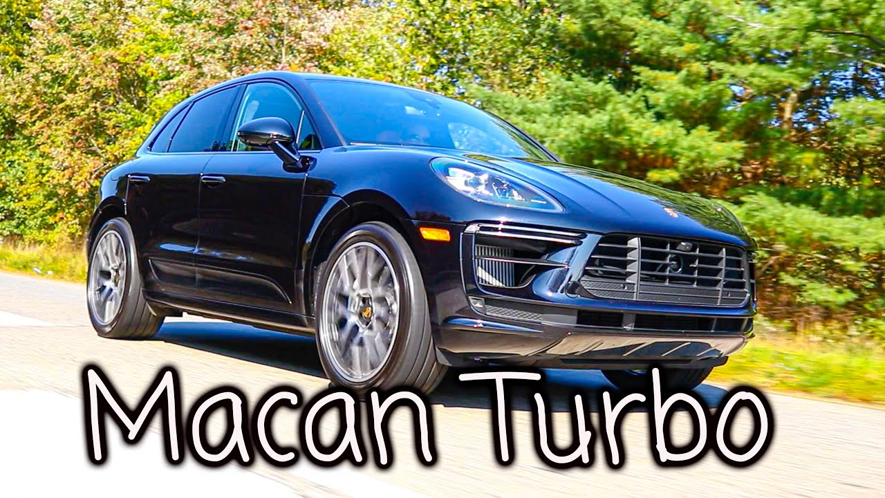 2021 Porsche Macan Turbo - Which Macan is right for you?