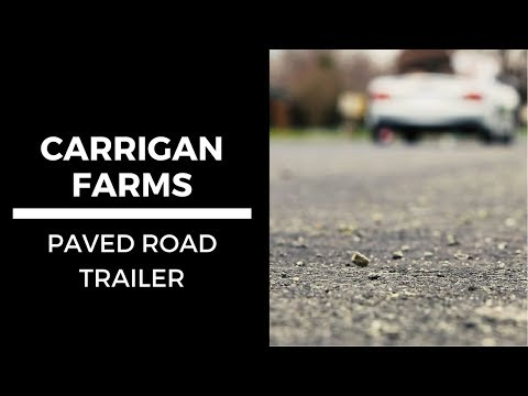 Paved Road Trailer