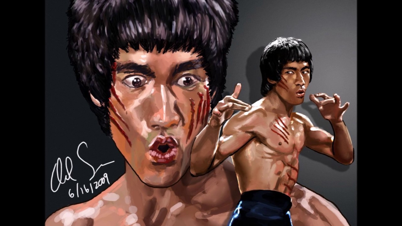 Bruce Lee Dragon Wallpapers Youtube