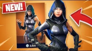 FATE SKIN *DESCRIPTION* (Fortnite Highlights)