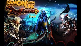 Demons-Online - Free To Play 2018 MMORPG