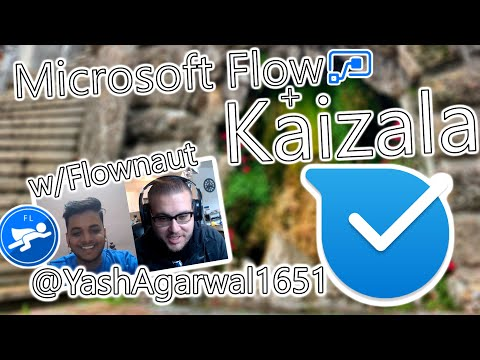 Microsoft Power Automate Tutorial - Microsoft Kaizala Connector