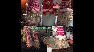 Dollar Tree~  DIY  ~ Quick & Easy Christmas  GNOME