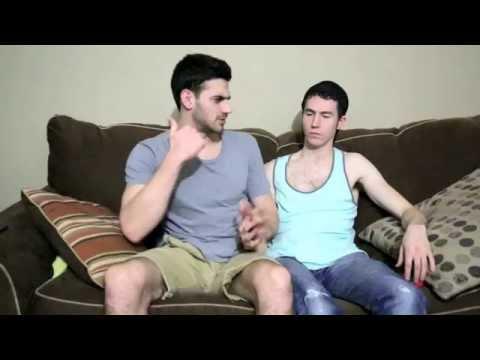 gay chicken men play Straight