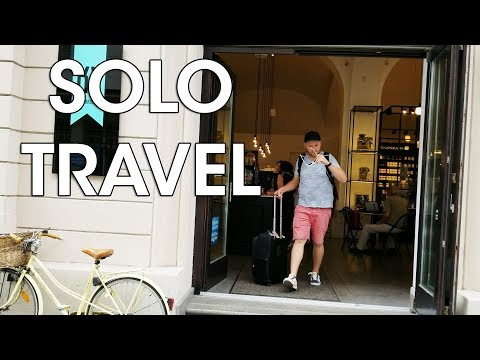 Traveling Alone - The Pros and Cons of Solo Travel