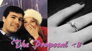 Surprise Wedding Proposal In Wonderland - WE GOT ENGAGED!