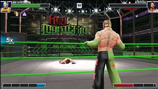 WWE Mayhem Elimination Chamber Pay Per-View