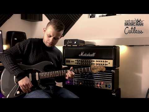 Ernie Ball Music Man Cutlass | Demo & Review | Matt Chalk