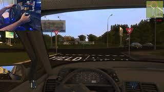 City Car Driving DFGT Tutorial Level