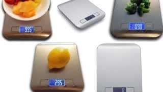 Digital Kitchen Scale Review - Pronto Precision Plus Digital Kitchen Scale