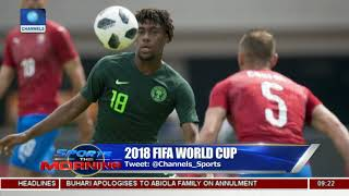 Russia 2018: Bonfrere Advises Eagles Team Play As England Lands In Russia