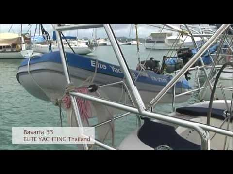 "Bavaria 33 Video - Phuket Yacht Charter - Bareboat ""Fei Mao"" by Elite Yachting"
