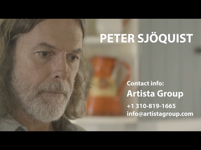 Peter Sjoquist Showreel (English subtitles)