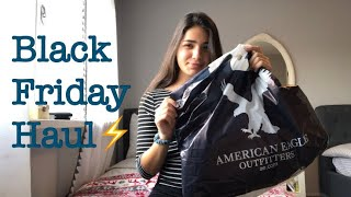 Try On Black Friday Haul 2017!! | SingingStar618 |