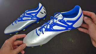 New Messi Boots: Messi 15.1 FG/AG Unboxing