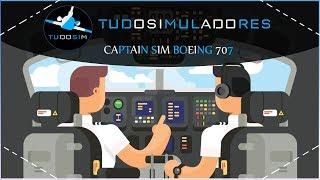 Tutorial de Adaptação - Captain Sim Boeing 707