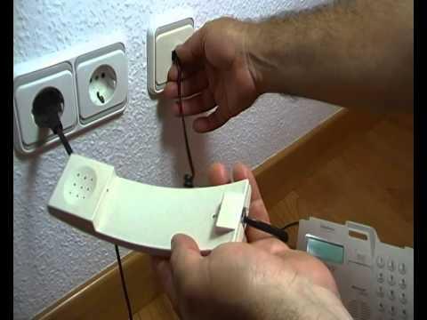Reciclaje de telefono antiguo como comprobador de linea for Buscar direccion de un telefono