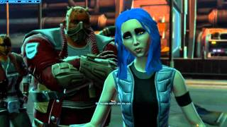 SWTOR Fallen Empire Chapter 6 Story Cutscenes