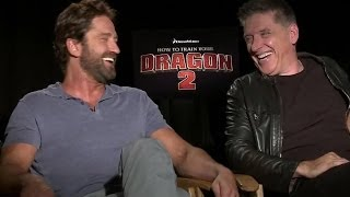 Gerard Butler and Craig Ferguson Are Jealous of Each Other In