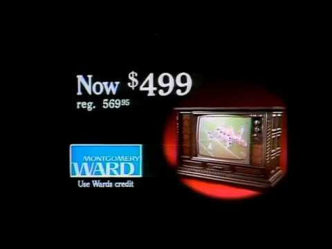 Stores No More: Commercials for Circuit City, Blockbuster, Record Bar, Montgomery Ward, etc.