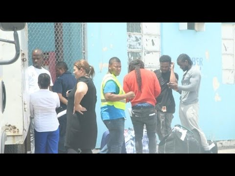 214 Jamaicans DEPORTED FROM THE BAHAMAS in 2016. Added to the Hundreds from UK, US & other COUNTRIES