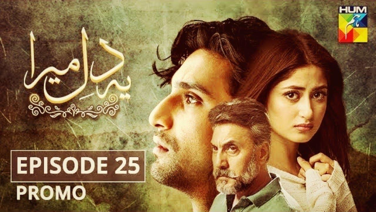 Ye Dil Mera   Episode 25 Promo   HUM TV Drama