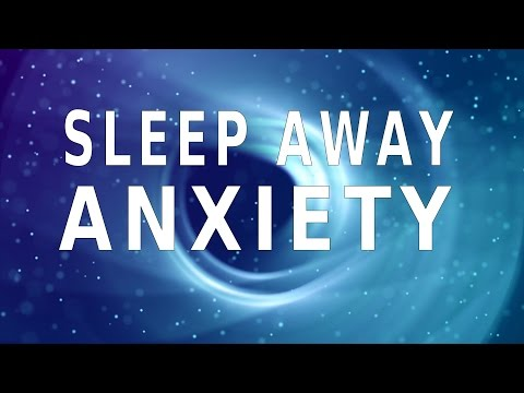 Guided meditation for Anxiety, worries and relaxation into sleep