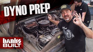 How we'll gather data from our '66 Chevy C20 | BANKS BUILT Ep 2