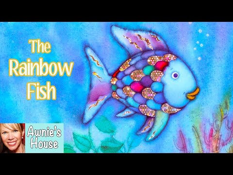 🐟 Kids Book Read Aloud: THE RAINBOW FISH by Marcus Pfister
