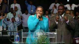 Gambar cover COGIC AIM 2016  The Anointed Pastor Kimberly Ray Gavin!