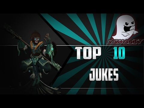 Top 10 League Of Legends Jukes