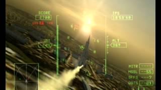 Ace combat 0 : mission 6 / Diapason