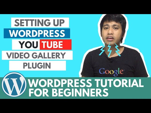 Setting up Best WordPress YouTube Video Gallery Plugin (Bring your visitors to your YouTube Channel)
