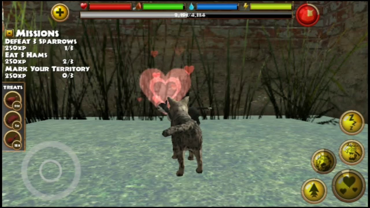 Free online games at Y8.com - Big Cats Game - Play online ...