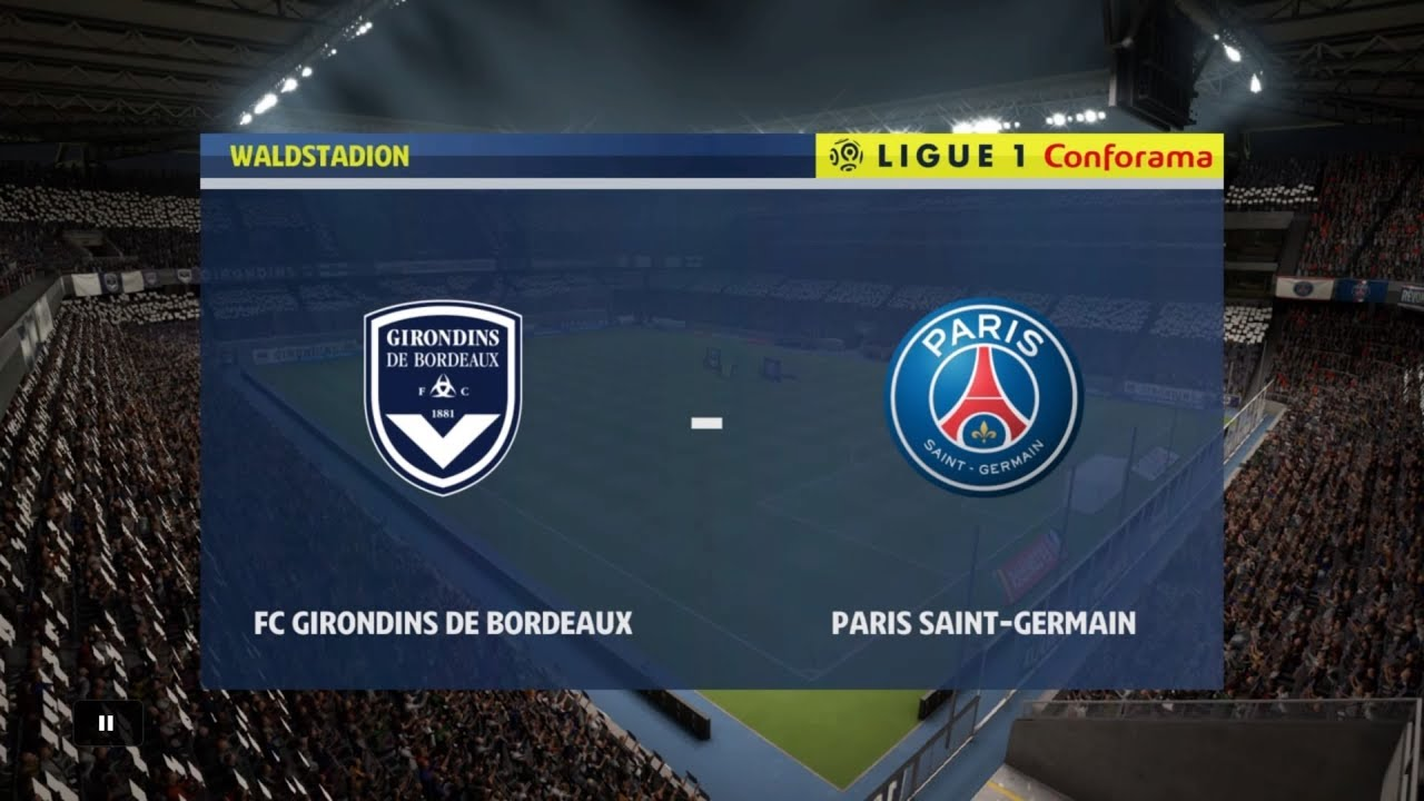 Bordeaux v psg betting expert betting online in nj