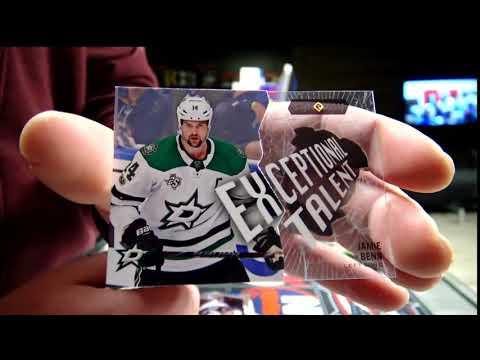 450 Sports #2853 - 2008/09 Spx hockey double box break