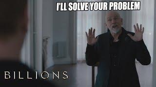 Billions | The Russian Offer | Problem Solving | John Malkovich | Season Finale S03E12